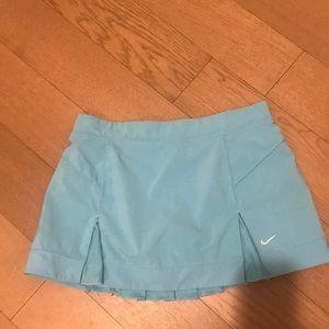 Nike run tennis skirt s
